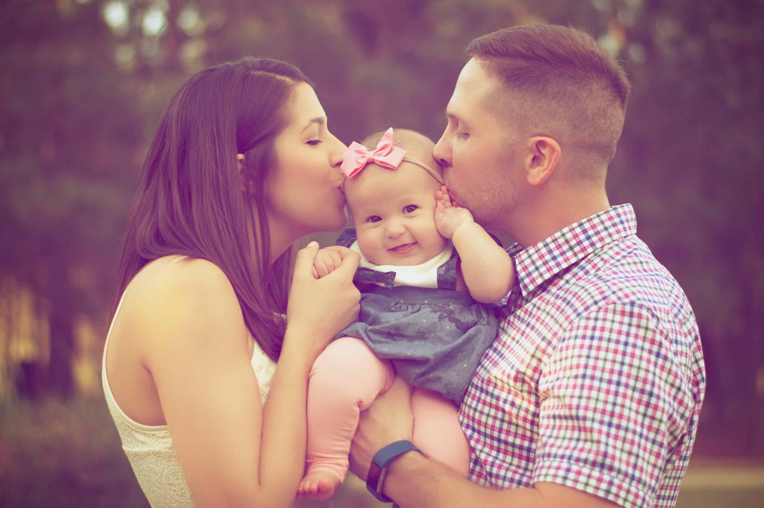 Картинка с любовью ребенку