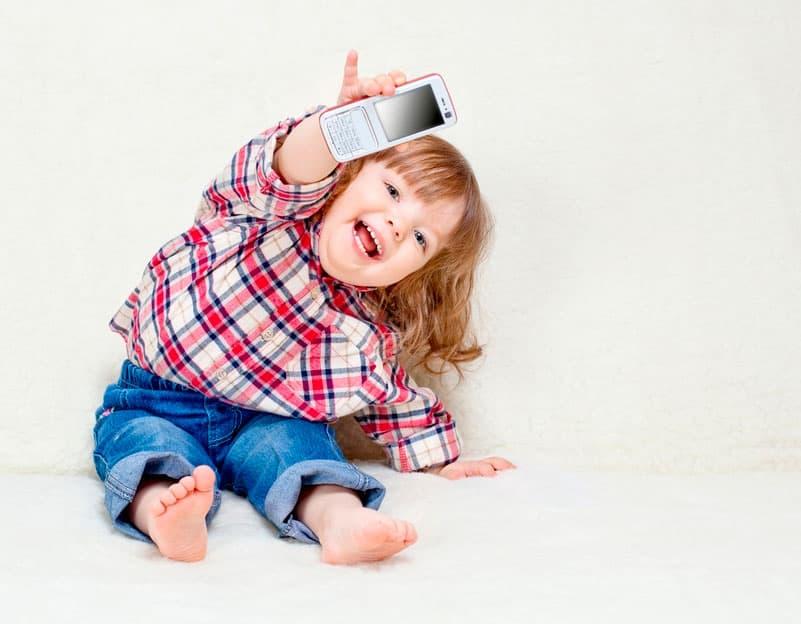 Телефон и ребенок картинки