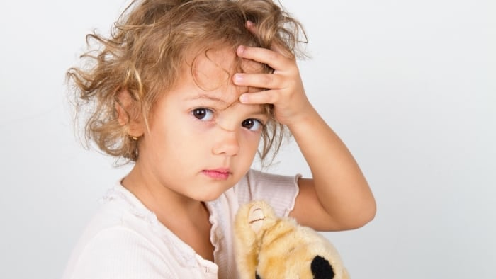 Сотрясение мозга у ребенка – симптомы