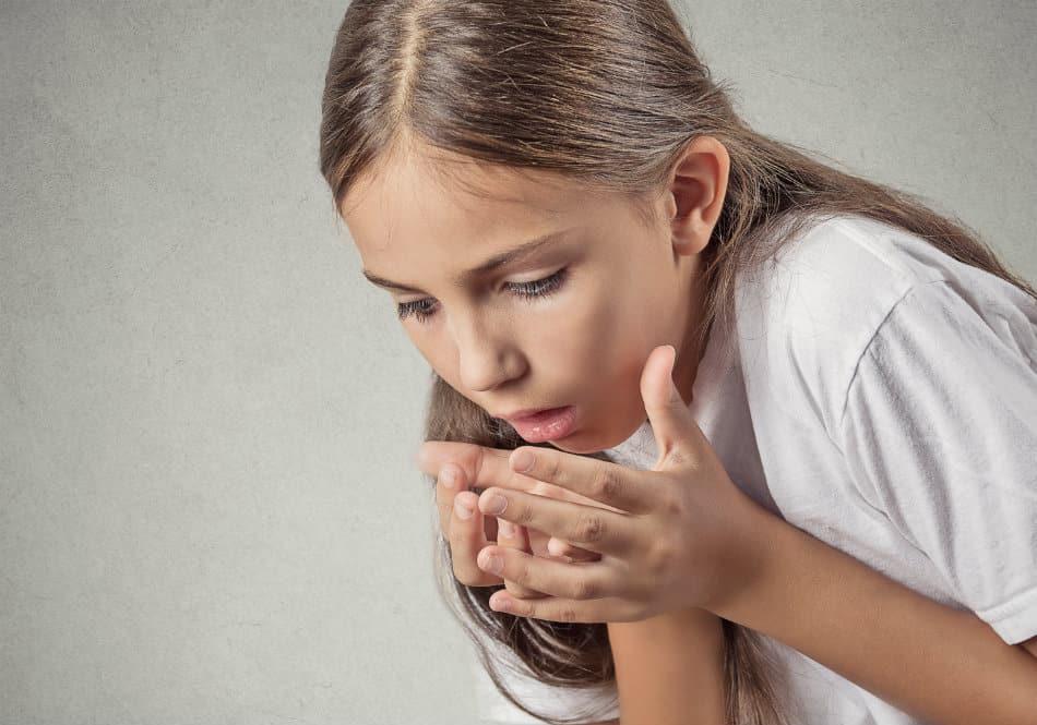 Рвота через день у ребенка без температуры