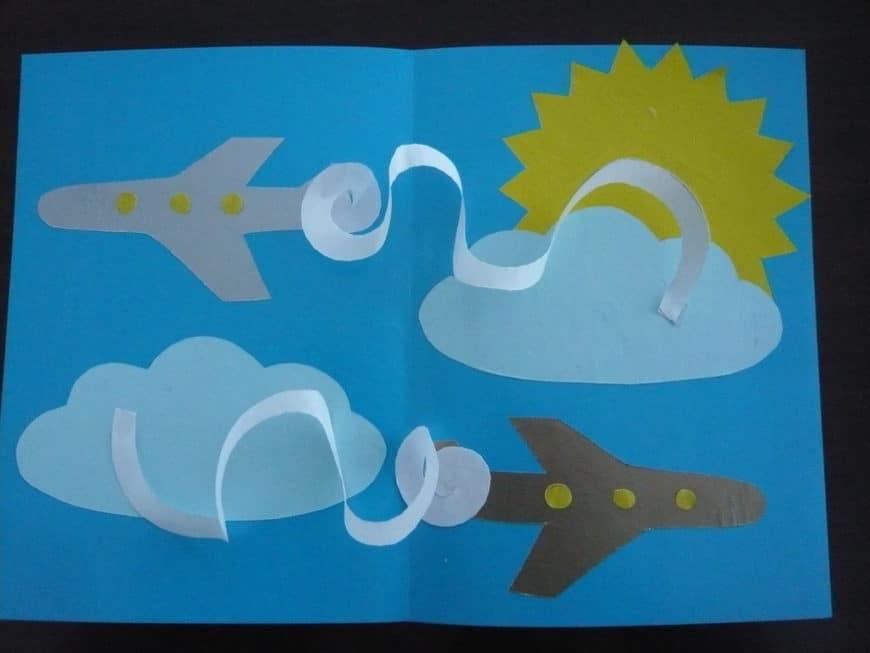 концах фаланг открытка аппликация самолет в небе преимуществом сравнению вакуумными