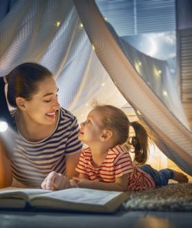 Читаем и показываем сказки и мультики детям правильно, не разрушая их психику