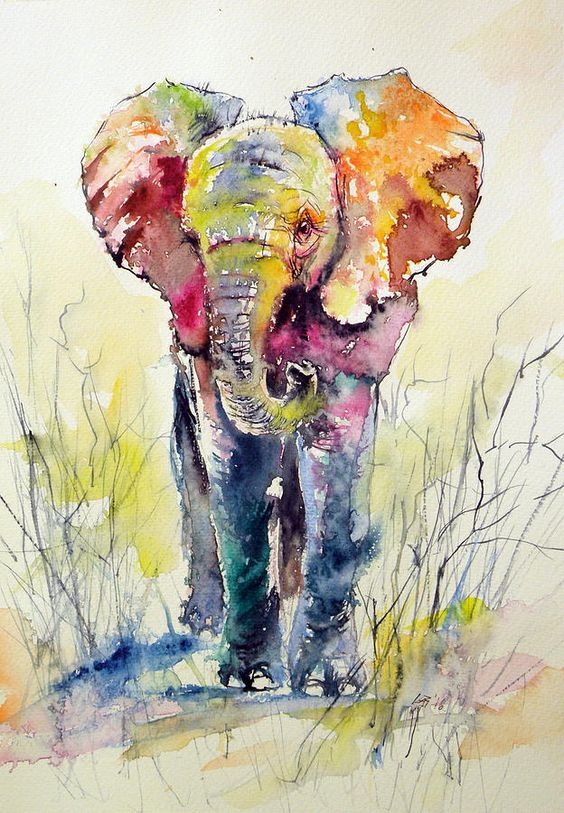 watercolor elephant_04