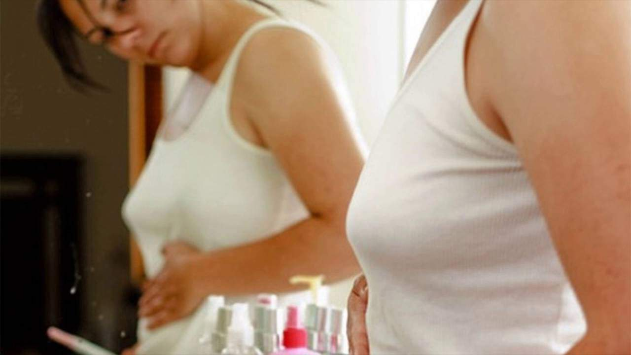 Что делать если очень сильно болит грудь при беременности thumbnail