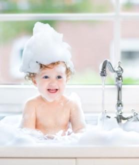 Как правильно ухаживать за волосами ребенка?