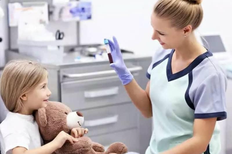 Общий анализ крови у детей: расшифровка и норма крови у ребенка. Таблица значений нормы