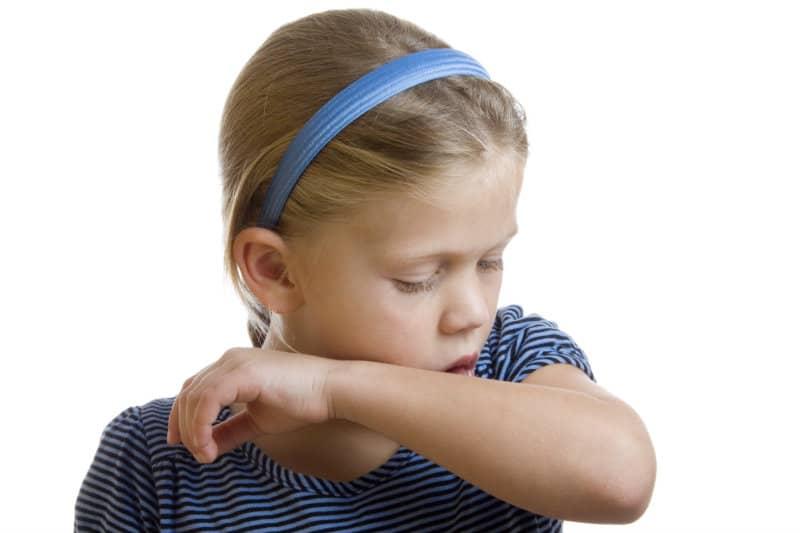 У ребенка долго не проходит кашель