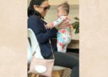 Лайфхак для мам: красивая и миниатюрная сумочка для памперсов