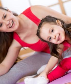Зарядка для детей — 20 упражнений для бодрого начала дня