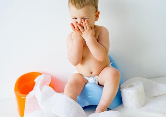 """""""Страх перед дефекацией"""" — психологические причины запора у ребенка"""
