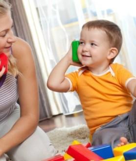 10 развивающих игр с детьми не выходя из дома